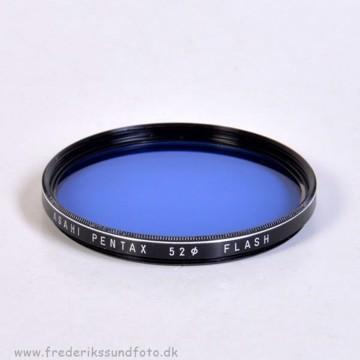 Pentax 52mm Blå (Flash) filter