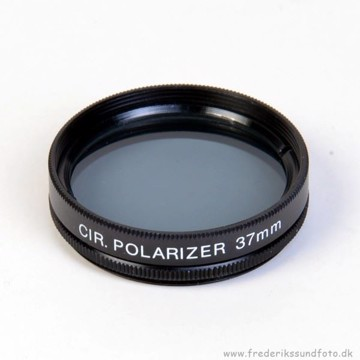 CIR. POLARIZER 37MM C. Pol. filter