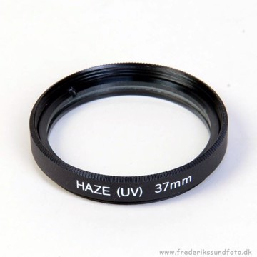 HAZE 37mm UV filter