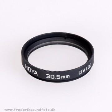 Hoya 30,5mm UV Both sides coated filter
