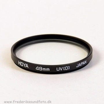 Hoya BS Coated UV filter 49mm