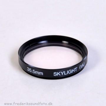Olympus 35,5mm Skylight (1A) filter