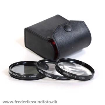 Dörr All-in-one filter kit 55mm