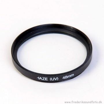 J & H Elite 48mm UV filter