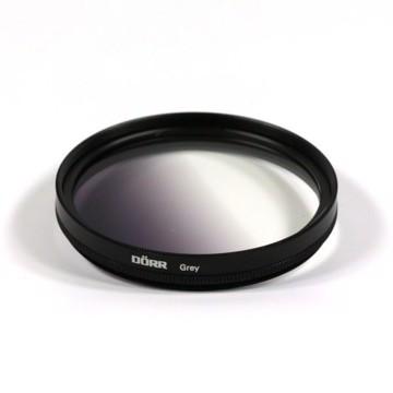 Dörr Gradueret filter grå 52 mm