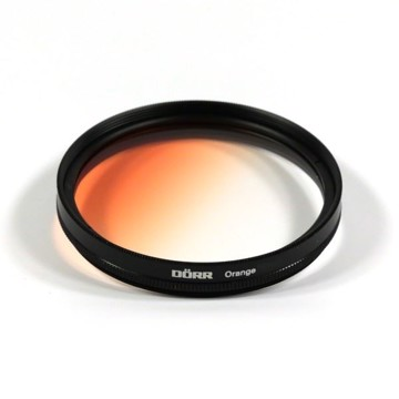 Dörr 58mm Gradueret filter orange