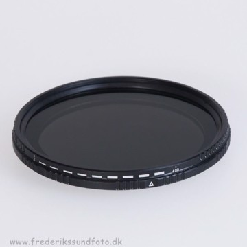 Bilora Vario ND 2x - 400x 72mm filter