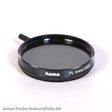 Hama Lineær Pol-filter 49mm