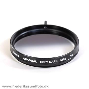 Hama Gradueret filter grå 62mm