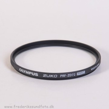 Olympus PRF-72 PRO M.Zuiko filter