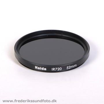 Haida Infrarød 720 filter 52mm