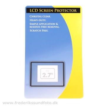 """Dörr 2,7"""" LCD protector"""
