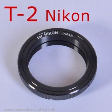 T2 Adapter til Nikon