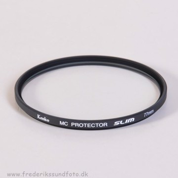 Kenko 77mm MC Protector Filter Slim