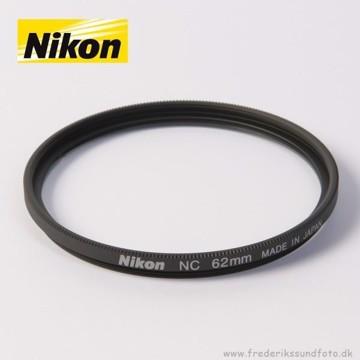 Nikon NC filter 62mm