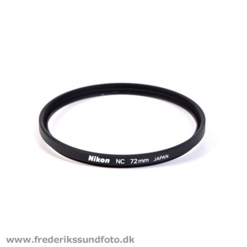 Nikon Neutral filter 72 mm
