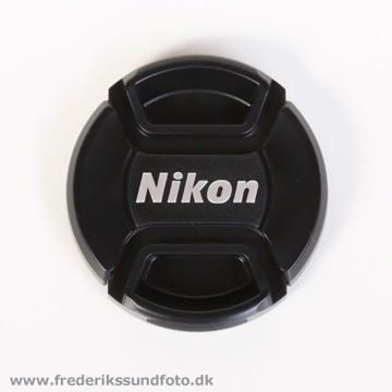 Nikon LC-58 Lens Cap 58mm Dæksel