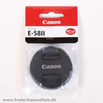 Canon E-58II Objektivdæksel