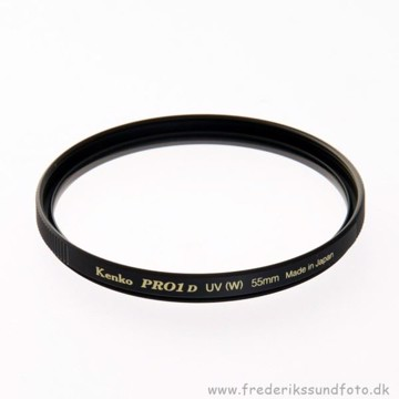 Kenko PRO1 Digital UV filter 55mm