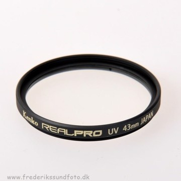 Kenko Real Pro UV filter 43mm