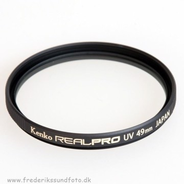 Kenko Real Pro UV filter 49mm