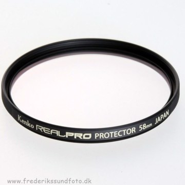 Kenko Real Pro UV filter 58mm