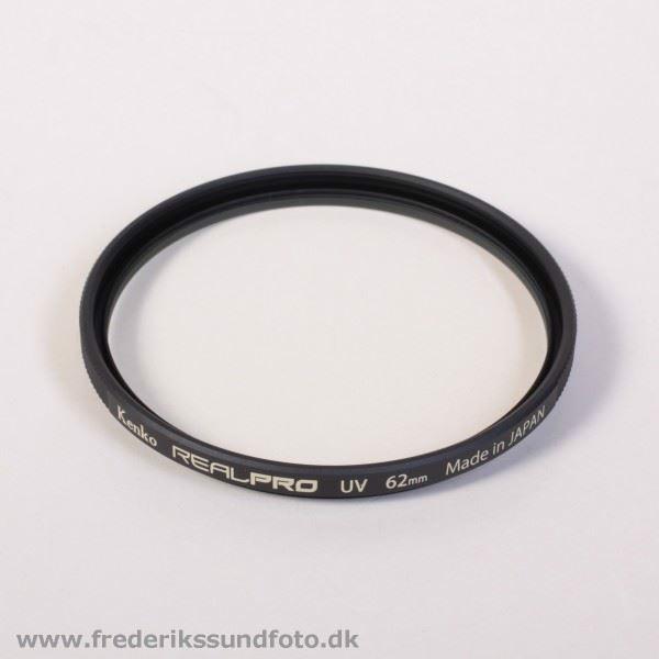 Kenko Real Pro UV-filter 62mm
