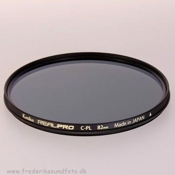 Kenko RealPro C-PL 82mm Pol. filter