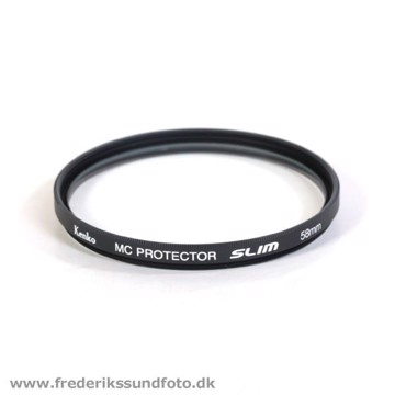 Kenko 58mm MC Protector Filter Slim