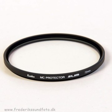Kenko 72mm MC Protector Filter Slim