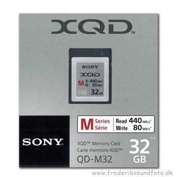 Sony 32GB XQD R440MBs W80MBs QD-M32