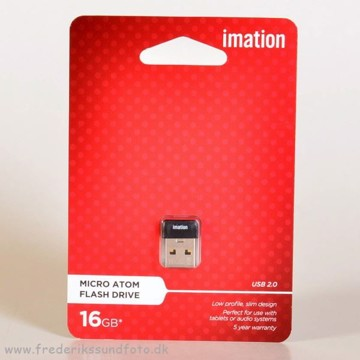 Imation Micro Atom 16 GB USB