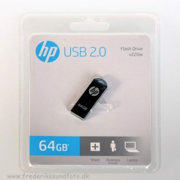 HP 64GB USB 2.0 Flash Drive