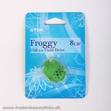 TDK 8GB USB Frø
