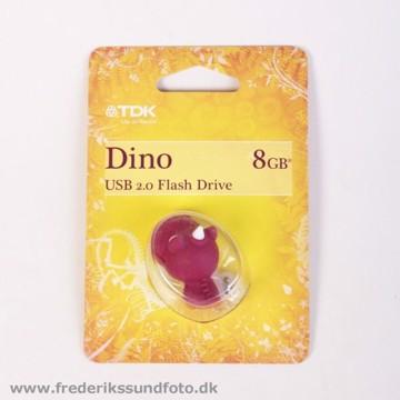 TDK 8GB USB Dinosaur