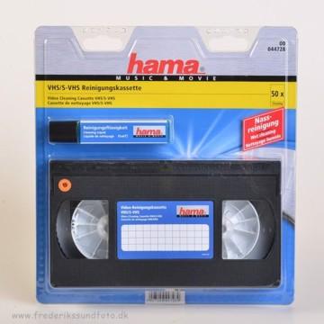 HAMA VHS rensebånd