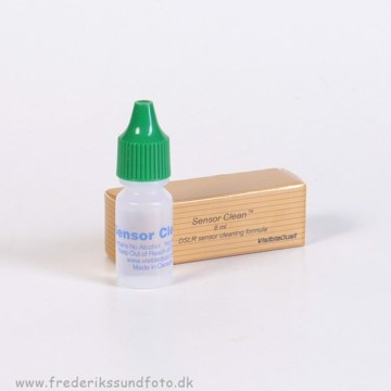VisibleDust Sensor rens 8 ml væske
