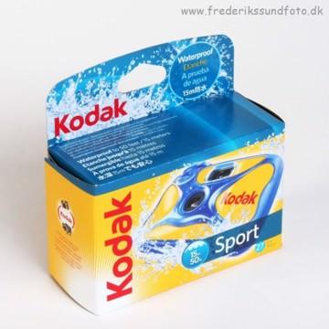 KODAK Sport engangskamera