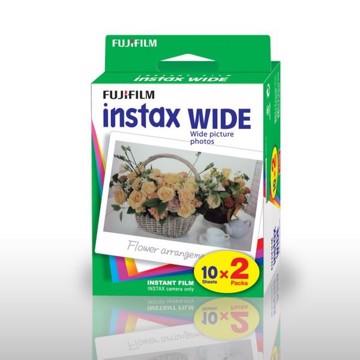Fujifilm Instax Wide  film 2x 10 billeder