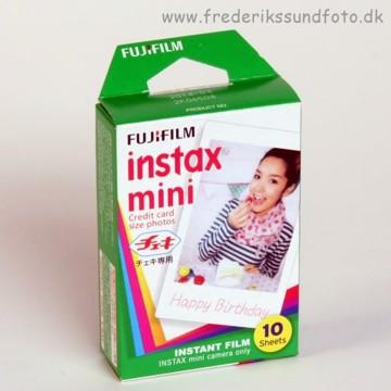 Fujifilm Instax mini film 10 billeder