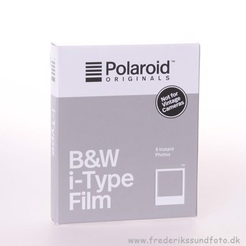 Polaroid B&W Film I-Type