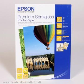 Epson Premium semigloss 251g A4