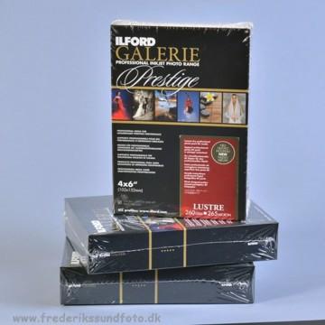 Ilford Galerie Prestige Lustre 10x15 260 g 100 ark