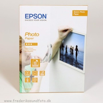 Epson Glossy Foto papir 25 ark 190g A4