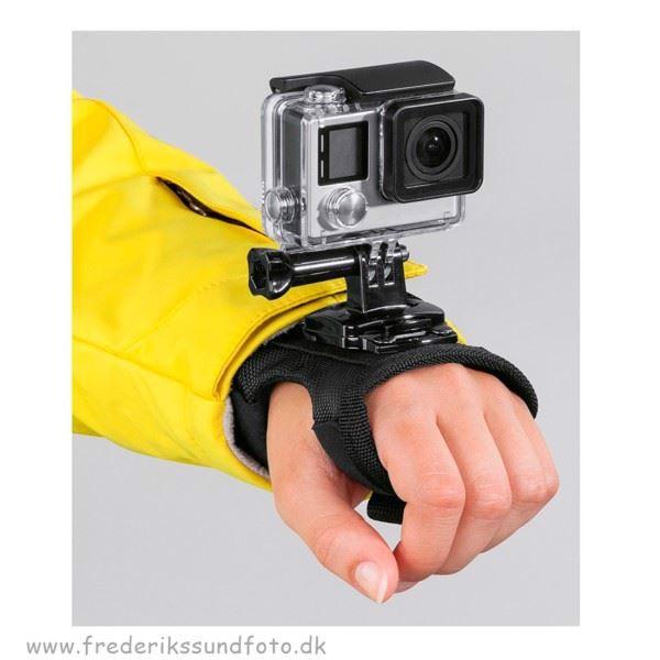 Hama GoPro 360 Håndleds-mount 105, Large