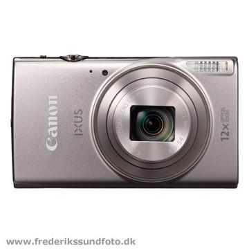 Canon Ixus 285 HS Sølv m. etui og 16GB kort