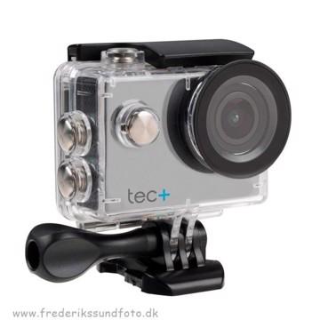 Tec+ 720P Action Camera silver