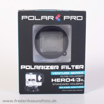 Polar Pro Pol Filter til GoPro Hero4/3+