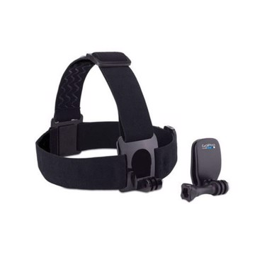 GoPro Head Strap + QuickClip (TILBUD)