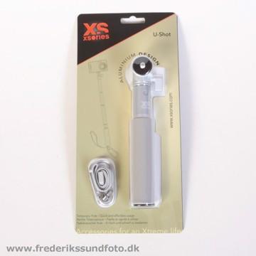 X-Sories U-Shot Sølv 49 cm